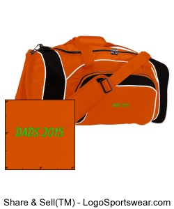 Tournament Bag Design Zoom